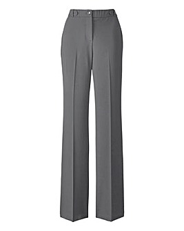 MAGISCULPT Petite Straight Leg Trouser