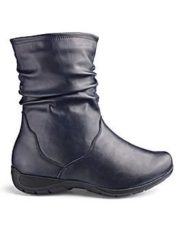 Cushion Walk Mid Boots E Fit