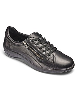 Padders Leather Lace Up Shoes Wide E Fit