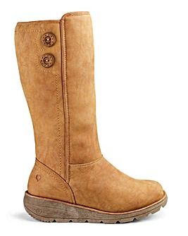 Heavenly Soles Mid Boots EEE Fit