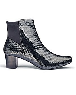 Lotus Ankle Boots E Fit