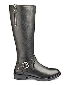 Heavenly Soles Boots E Fit Curvy Plus