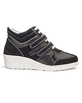 Wedge Leisure Shoes EEE Fit