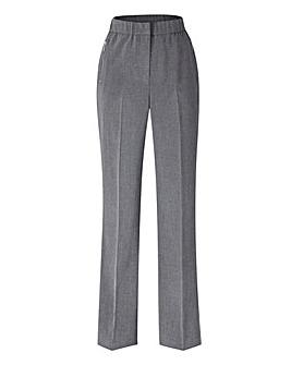 MAGISCULPT Straight Leg Trouser Long