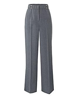 MAGISCULPT Wide Leg Trousers Extra Short