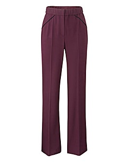 MAGISCULPT Bootcut Trousers Short