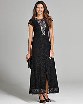 Lace Maxi Dress