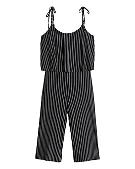 Violeta By Mango Layered Jumpsuit