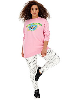 Daisy Street Powerpuff Girls Sweatshirt