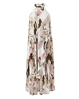 AX Paris Floral Pleat Dress