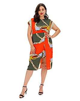 AX Paris Wrap Dress
