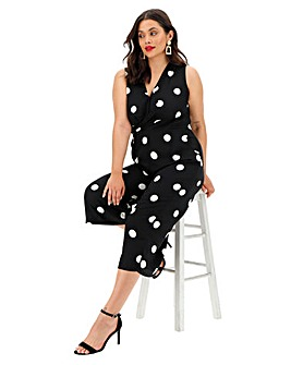 AX Paris Culotte Jumpsuit