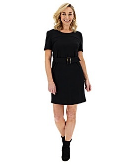 Vero Moda Belted Office Dress