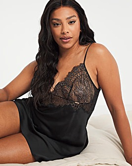 Figleaves Curve Adore Lace Chemise