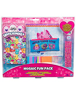Hatchimals Mosaic Fun Pack