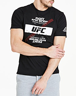 Reebok UFC Fight For Yours T-Shirt