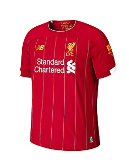 Liverpool New Balance Home SS Jersey