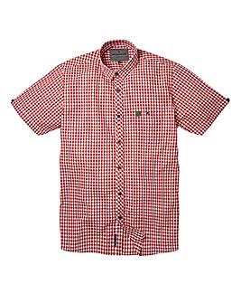 Voi Archer Dk Red Shirt Long