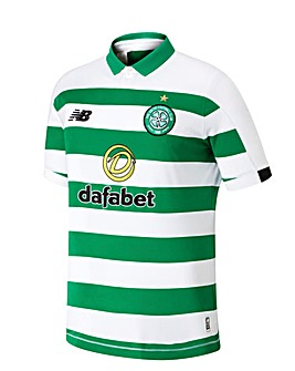 Celtic New Balance Home SS Jersey