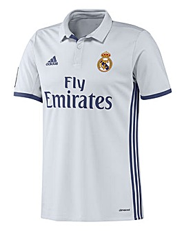 adidas Real Madrid Home Replica Shirt