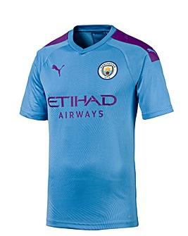 Manchester City Puma Home SS Jersey