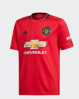 Manchester United adidas Home SS Jersey