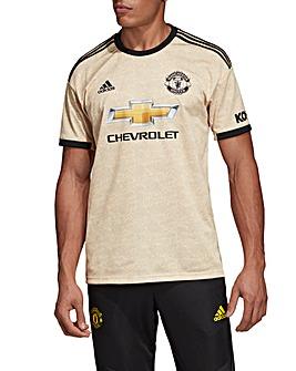 MUFC adidas Away SS jersey