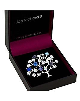 Jon Richard Tree Of Life Brooch