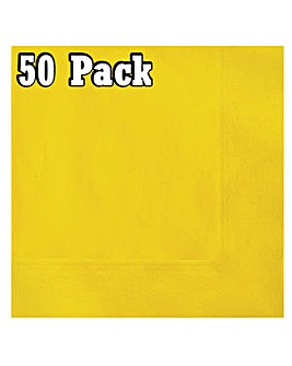 Paper Lunch Napkins x 50