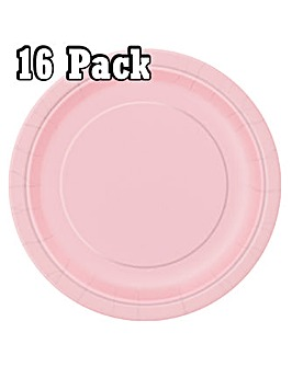 "9"" Round Paper Plates x 16"
