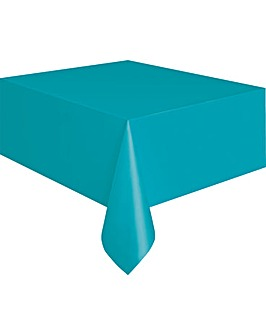 """Plastic Oblong Table Cover 54"""""""