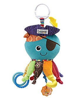 Lamaze Captain Calamari Octopus Pirate