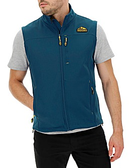 Snowdonia Fleece Lined Softshell Gilet