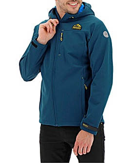Snowdonia Fleece Lined Softshell
