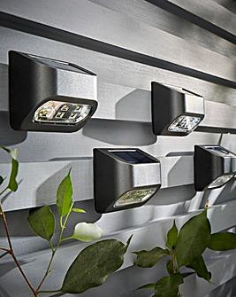 Smart Garden Premium Solar Fence Lights