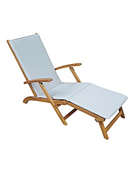 Henley Wooden Lounger