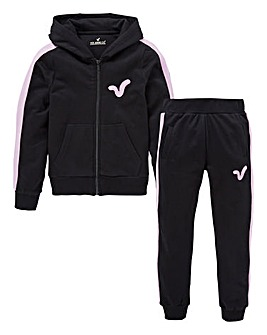 Voi Girls Fleece Tracksuit