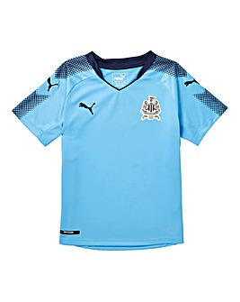 Puma Newcastle Kids Away Replica Shirt