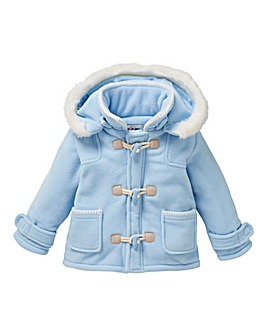 KD Baby Boy Fleece Duffle Coat