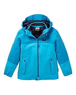 Jack Wolfskin Girls Iceland 3 In 1 Jacke