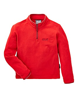 Jack Wolfskin Girls Gecko Fleece