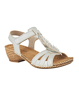 Lotus Melinda Open-Toe Sandals
