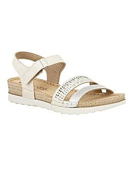 62a3ffa2e6ce Lotus Taryn Flat Open-Toe Sandals