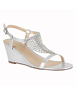 Lotus Kassidy Wedge Open-Toe Sandals