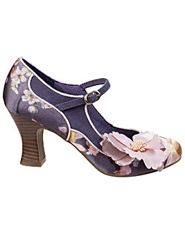 Ruby Shoo Madelaine Buckle Up Heels