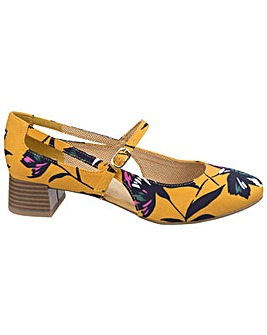 Ruby Shoo Iris Buckle Up Heels