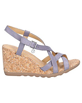 Hush Puppies Pekingese Strappy Sandal