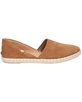 Hush Puppies Rosie Espadrille Shoe