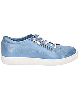 Hush Puppies Luna Zip and Lace Up