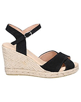 Hush Puppies Sasha Wedge Sandal